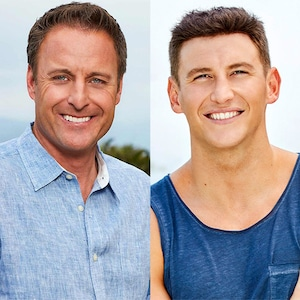 Chris Harrison, Blake Horstmann, Bachelor in Paradise