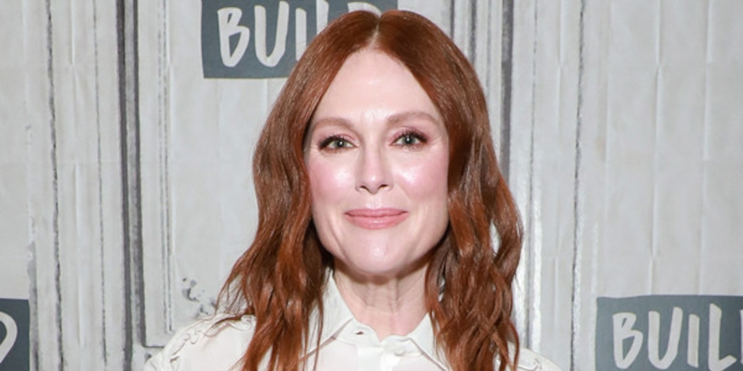 """Why Julianne Moore Was """"Terrified"""" to Return to Her Musical Theater Roots With Dear Evan Hansen - E! Online.jpg"""