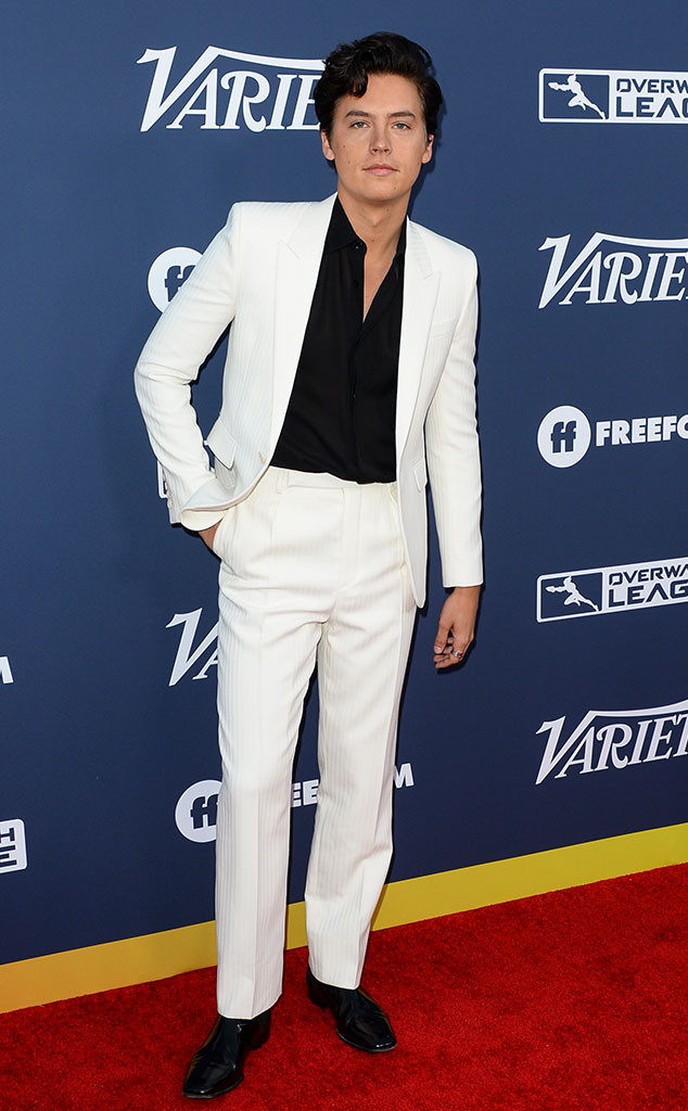 Cole Sprouse, Variety Power of Young Hollywood