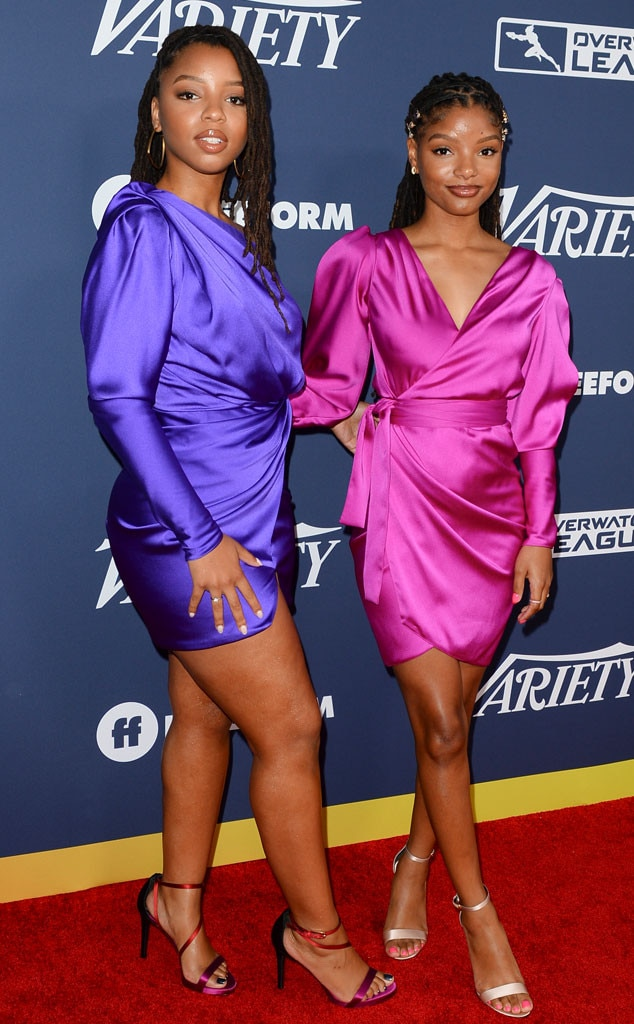 Chloe Bailey, Halle Bailey, Variety Power of Young Hollywood