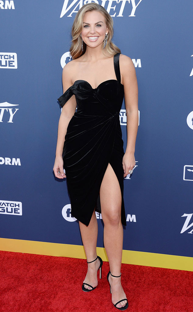 Hannah Brown, Variety Power de Young Hollywood