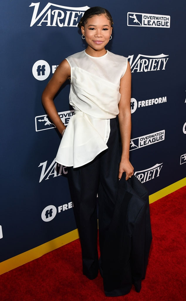 Storm Reid, Variety Power of Young Hollywood