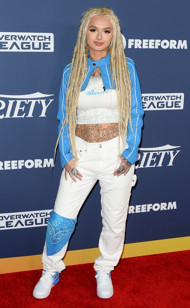 Zhavia Ward, Variety Power of Young Hollywood