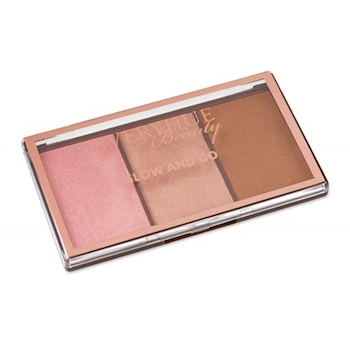 E-comm - EveryHue Glow and Go Pressed Powder Trio Illuminating Blush
