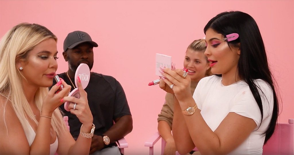 Kylie Jenner, Khloe Kardashian, YouTube