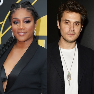 Tiffany Haddish, John Mayer