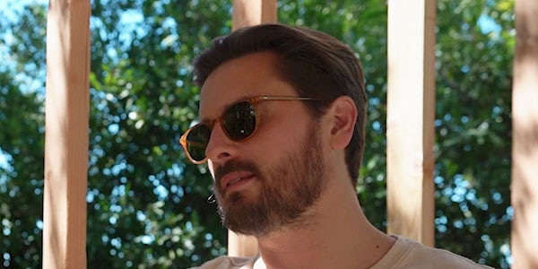 Scott Disick Designs ''the Most Extravagant'' Playhouse for His Kids
