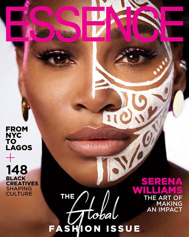 Serena Williams, Essence, September 2019