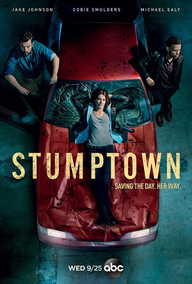 Cobie Smulders, Stumptown
