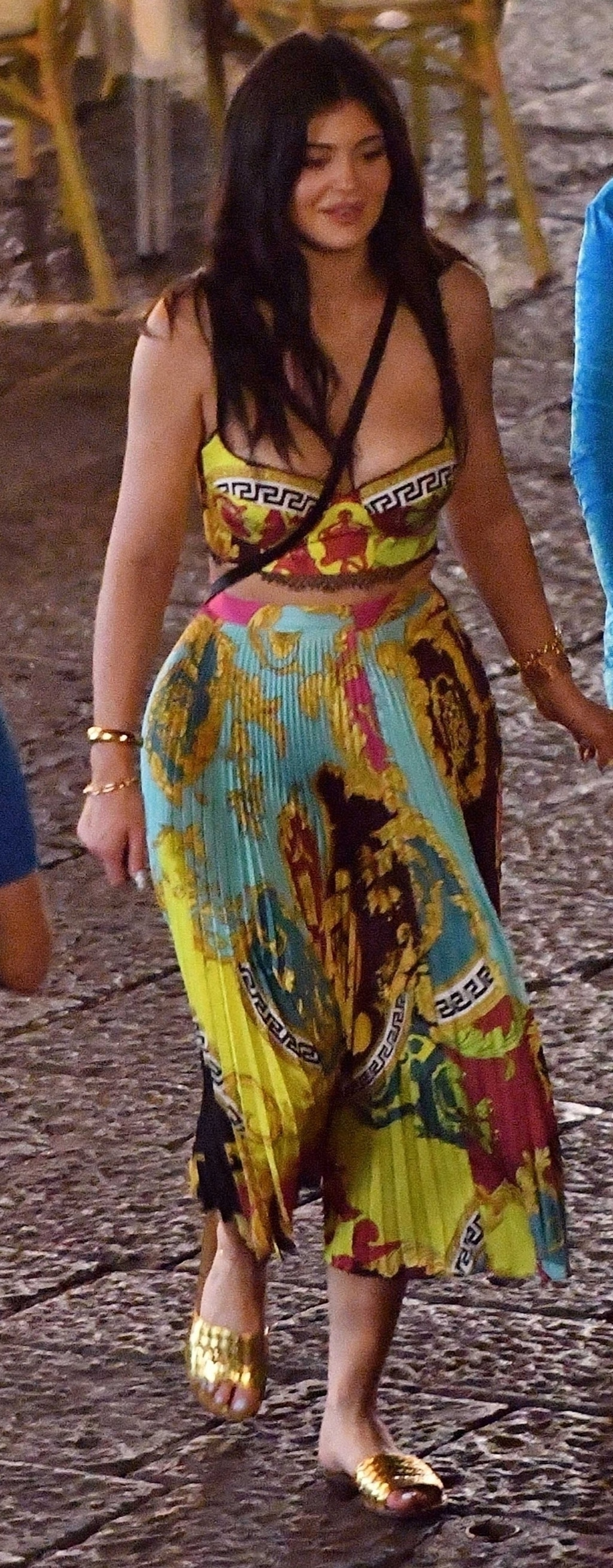 Kylie Jenner, Italy, Kylie Jenner's wardrobe