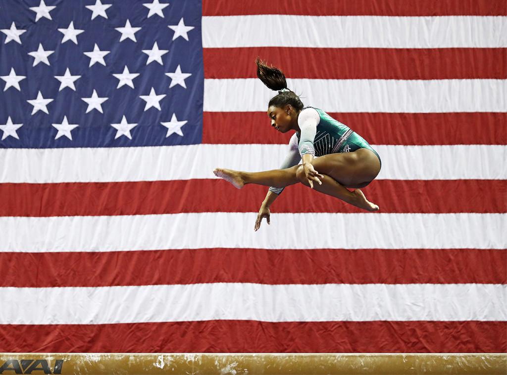 Simone Biles, 2019 U.S. Gymnastics Championships