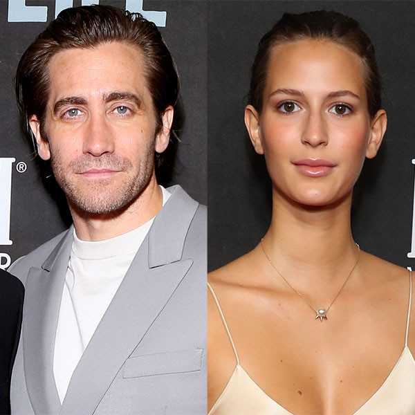 Jake Gyllenhaal Gets Support From Girlfriend Jeanne Cadieu on Broadway Opening Night