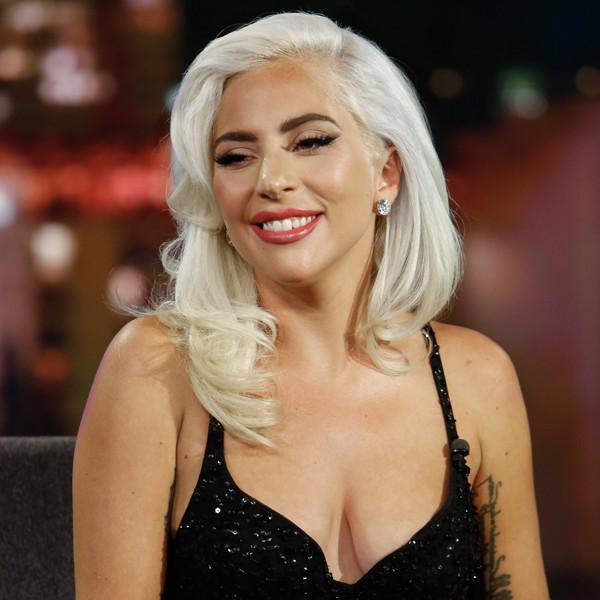 Lady Gaga Debuts Pink Hair as She Celebrates A Star Is Born Milestone