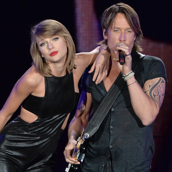 "Taylor Swift Can't Calm Down After Keith Urban ""Flawlessly"" Covers ""Lover"""