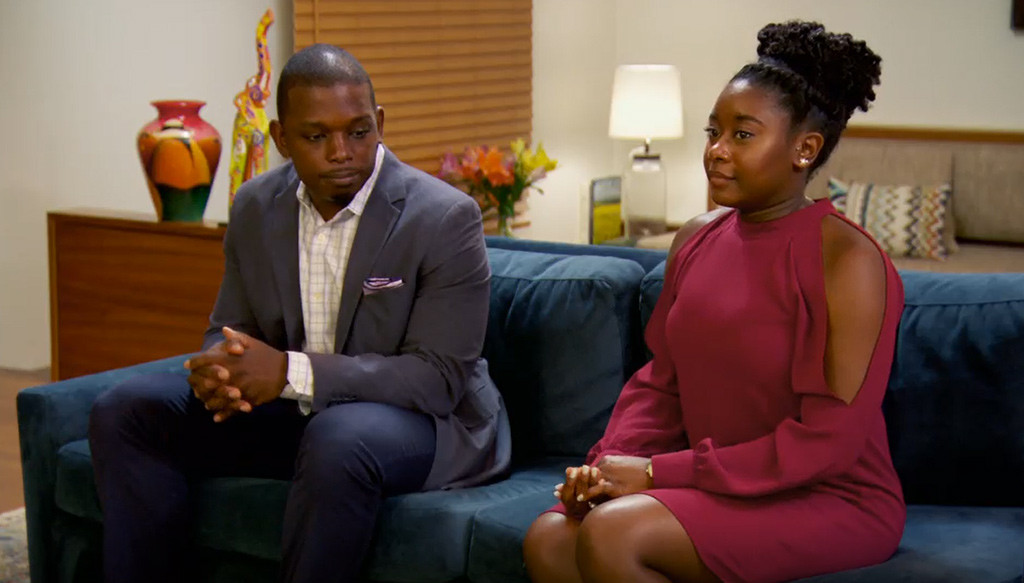 Married at First Sight, Gregory Okotie, Deonna McNeill