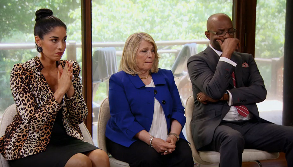 Married at First Sight, Pastor Calvin Roberson, Dr. Pepper Schwartz, Dr. Viviana Coles