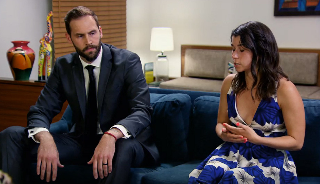 Married at First Sight, Matthew Gwynne, Amber Bowles