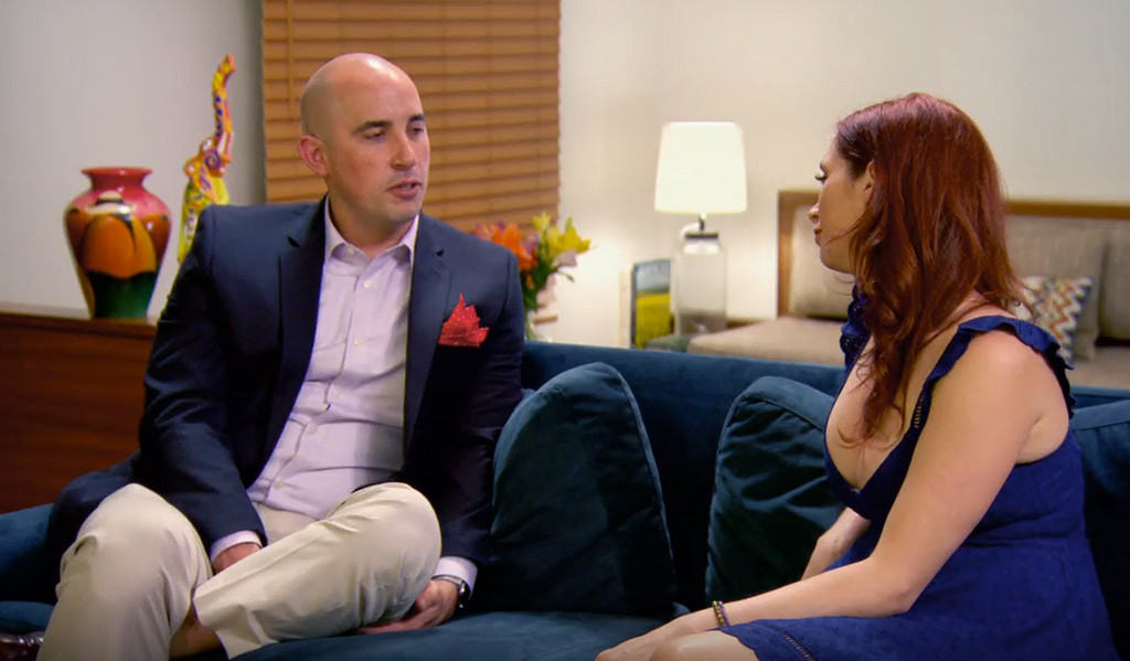 Married at First Sight, Elizabeth Bice, Jamie Thompson