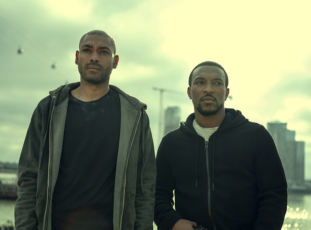Ashley Walters, Kane Robinson, Top Boy