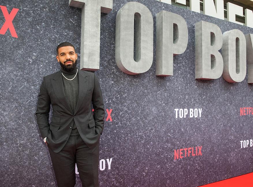 Drake, première mondiale de Top Boy