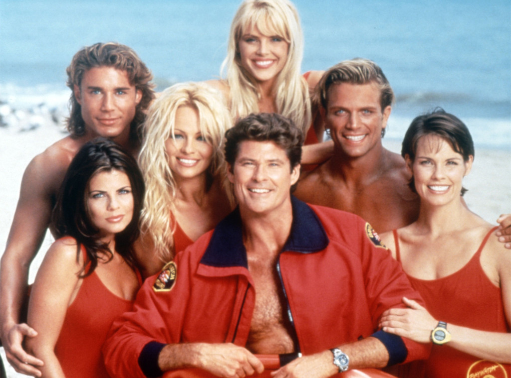 Baywatch, cast