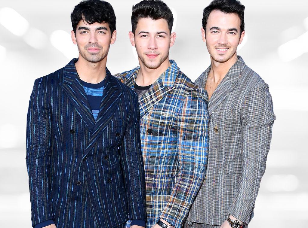 The Jonas Brothers, Nick Jonas, Joe Jonas, Kevin Jonas