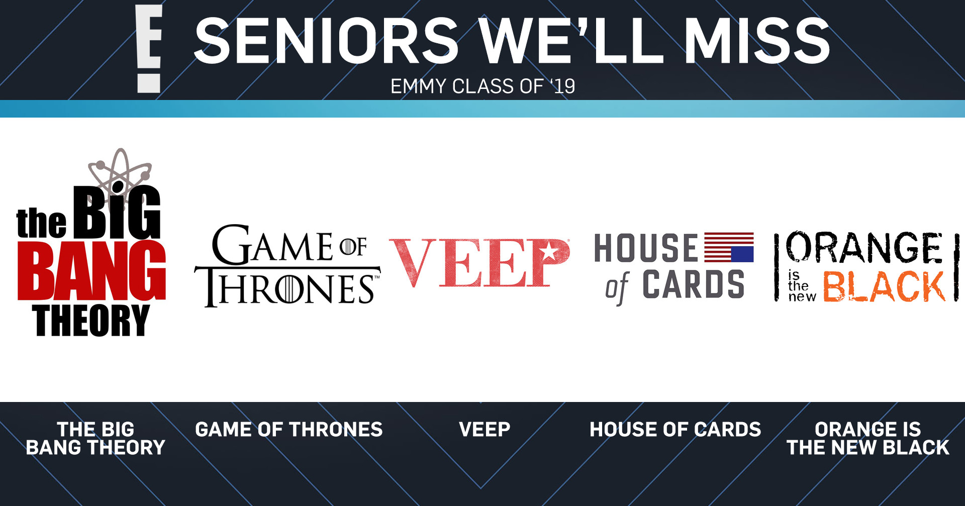 Emmy Class of 2019, Seniors We'll Miss