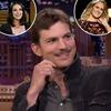Ashton Kutcher, Mila Kunis, Adele