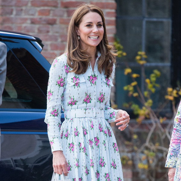 Kate Middleton Reveals the Outdoor Activities Prince Louis Loves