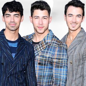 The Jonas Brothers, Nick Jonas, Joe Jonas, Kevin Jonas