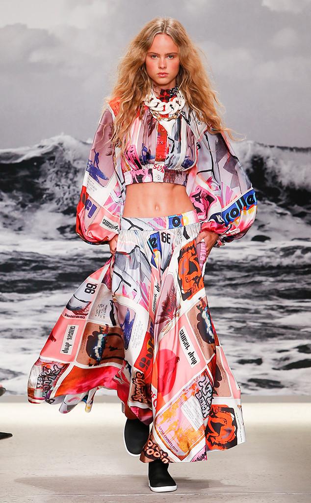 Zimmermann Brings The Australian Summer To New York Fashion Week E Online Au