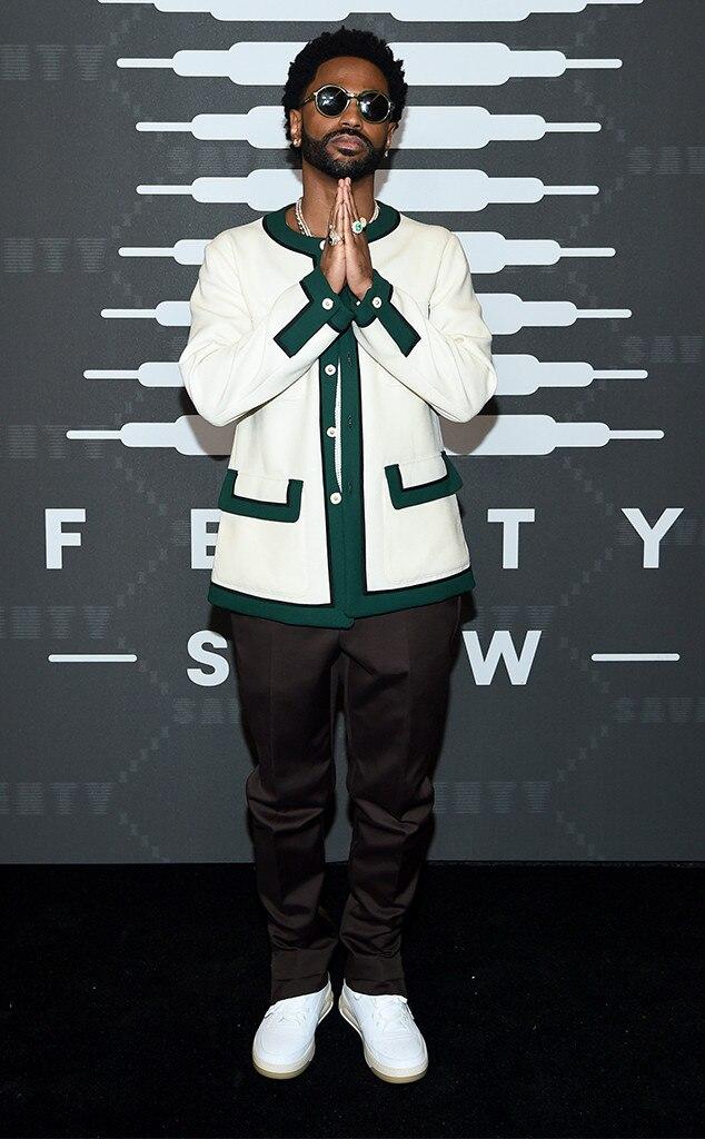 Big Sean, 2019 New York Fashion Week, Fenty x Savage