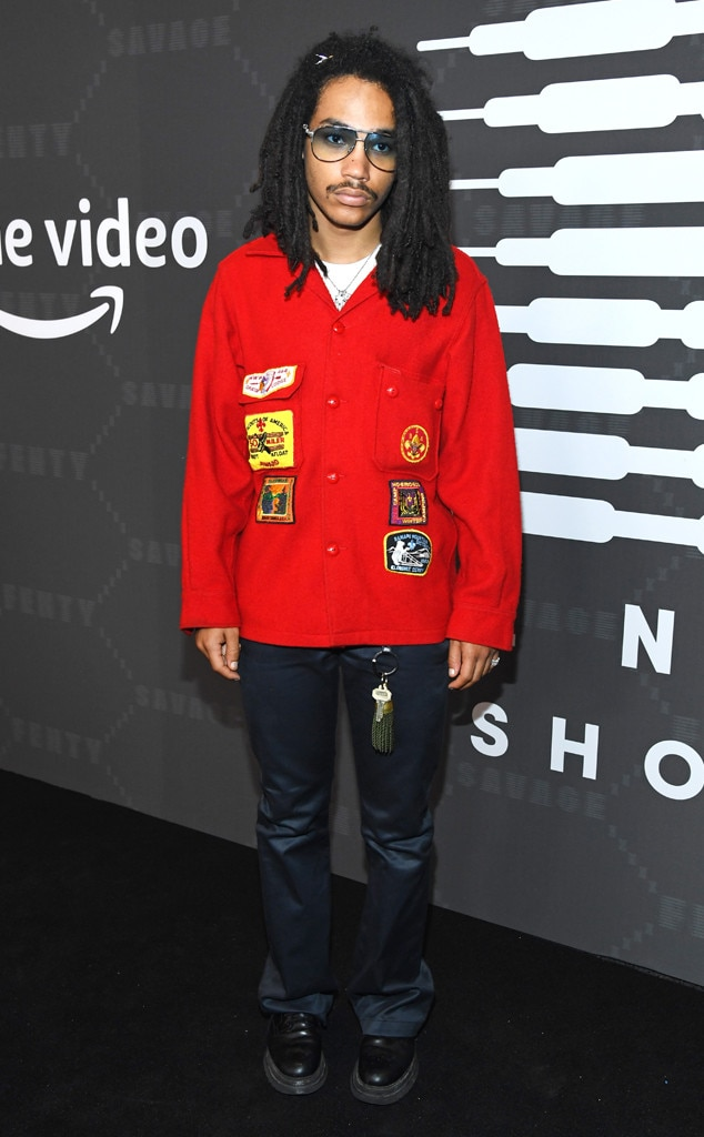 Luka Sabbat, 2019 New York Fashion Week, Savage x Fenty