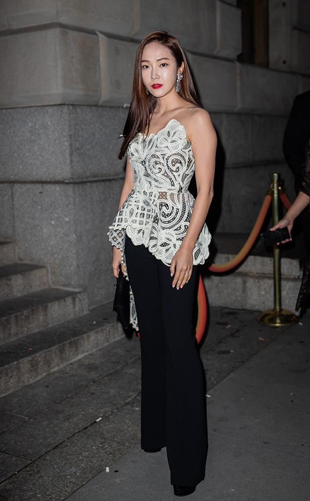 Jessica Jung, Oscar de la Renta NYFW SS20