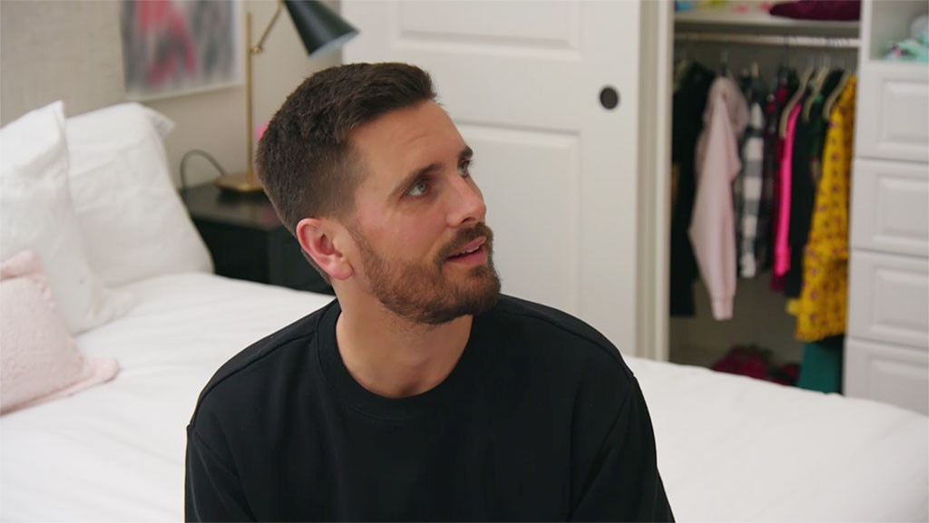 Scott Disick slams Corey Gamble for threatening to 'spank' his daughter