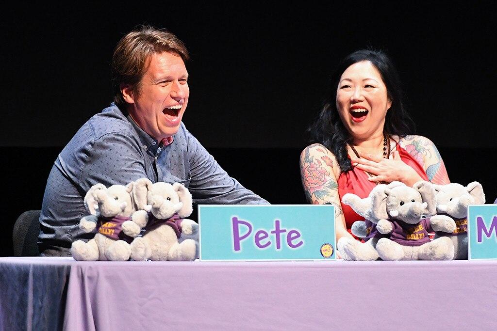 Pete Holmes, Margaret Cho