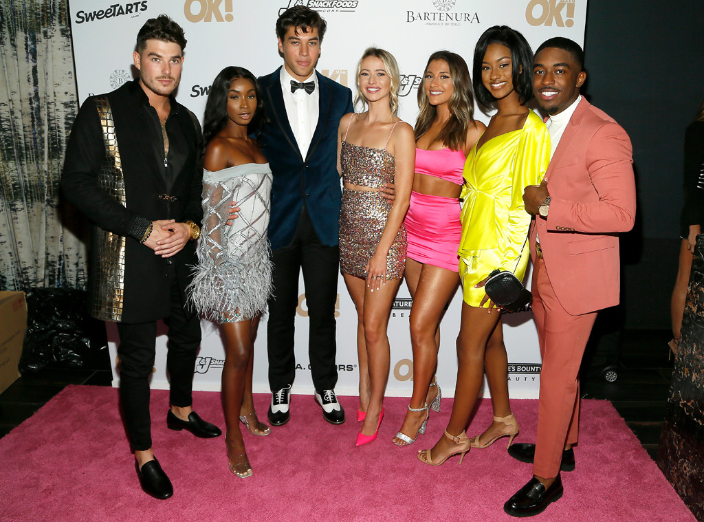Love Island Cast, OK! Magazine NYFW Party, 2019 New York Fashion Week