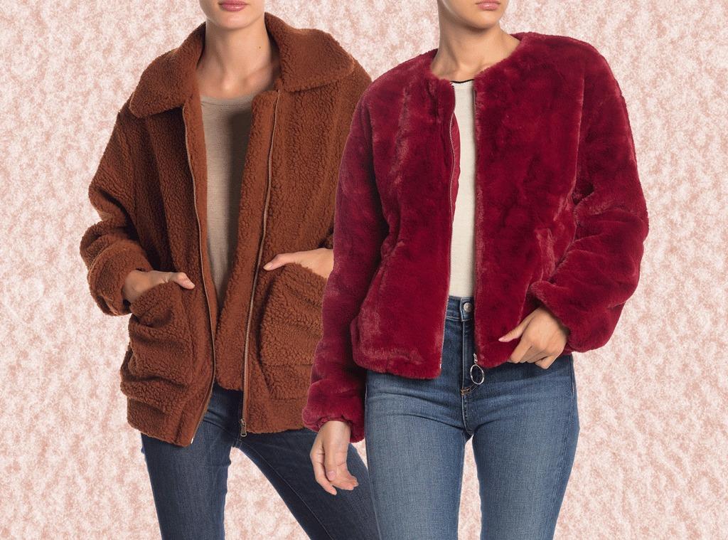 E-Comm: Teddy Coats Flash Sale
