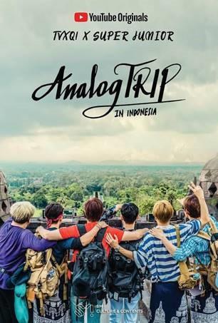 TVXQ, Super Junior, Analog Trip