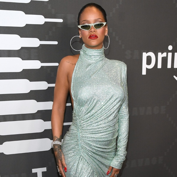 Rihanna, Savage X Fenty Show, 2019 New York Fashion Week, Fashion Police Widget