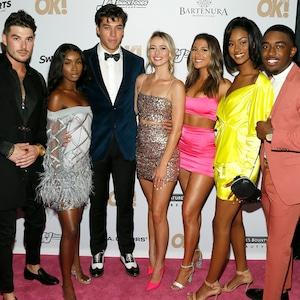 Love Island Cast, OK! Magazine NYFW Party, 2019 New York Fashion Week