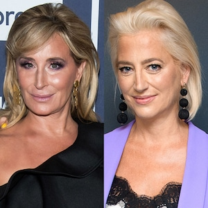 Sonja Morgan and Dorinda Medley