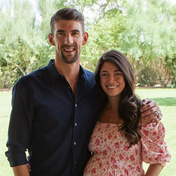 Michael Phelps and Wife Nicole Welcome Baby No. 3 –Find Out His Name