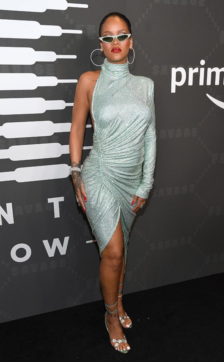 Rihanna, Savage X Fenty Show, 2019 New York Fashion Week, Fashion Police Widget