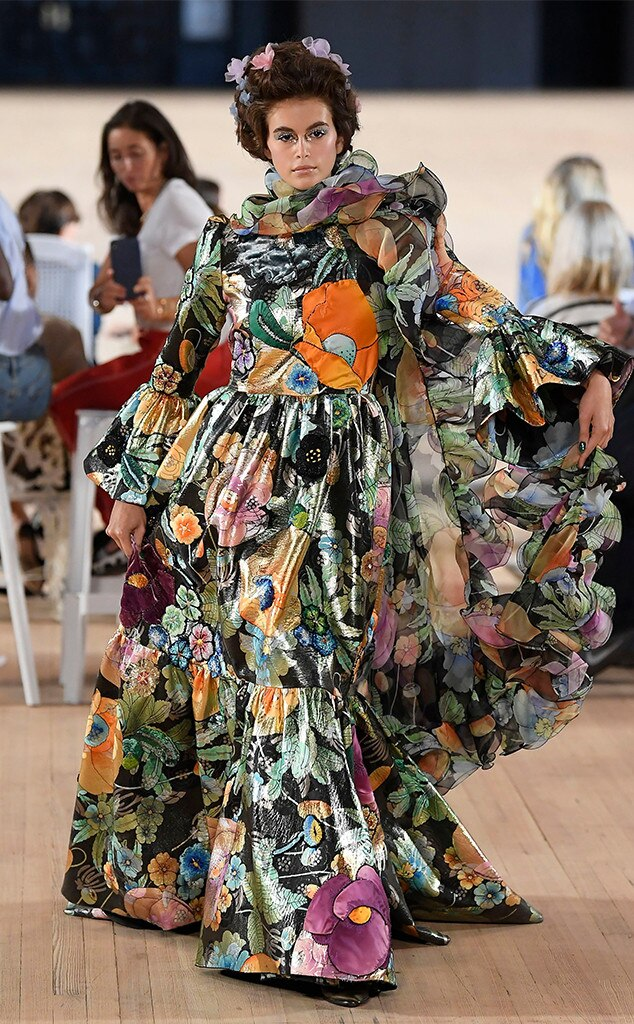 Kaia Gerber, Marc Jacobs, 2019 New York Fashion Week, Runway