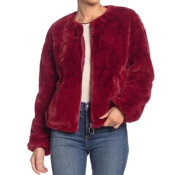 EComm: Teddy Coat
