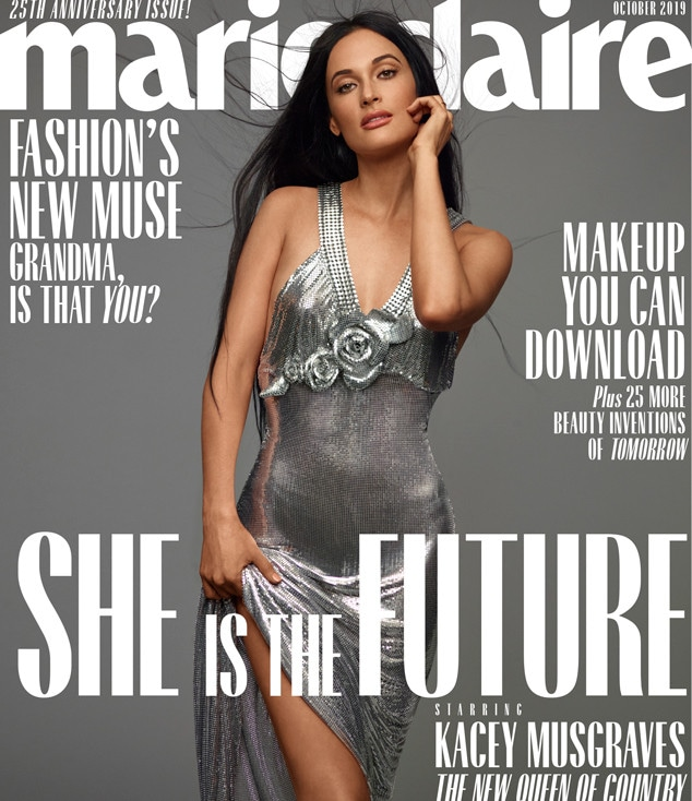 Kacey Musgraves, Marie Claire