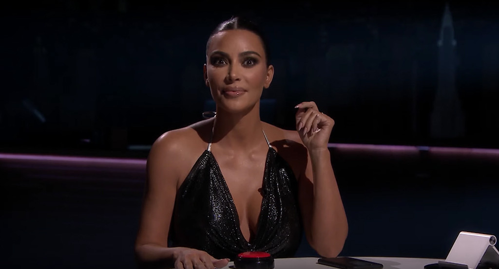 Kim Kardashian, The Tonight Show Starring Jimmy Fallon