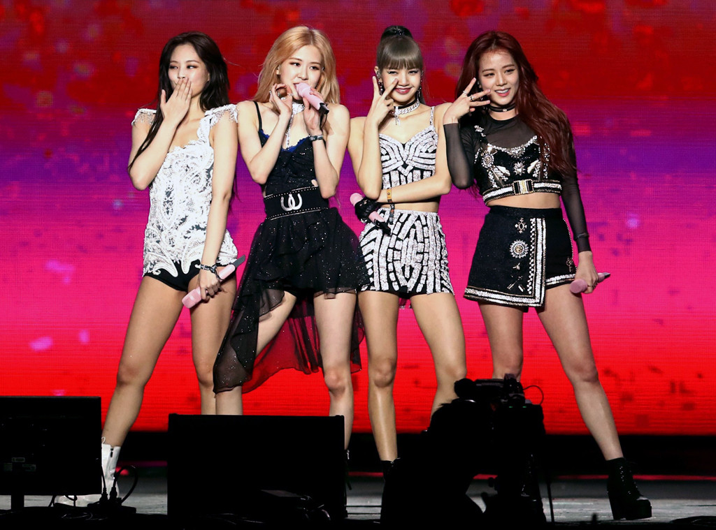 Blackpink, 2019 Coachella, tour