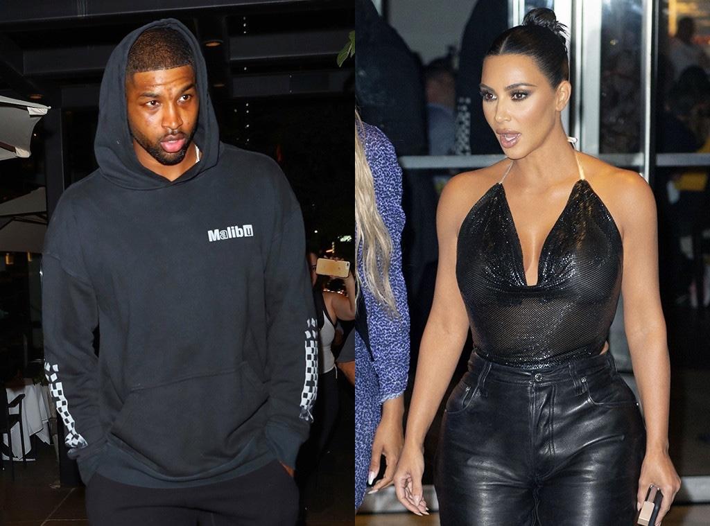 Kim Kardashian, Tristan Thompson